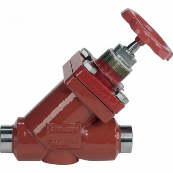 Danfoss Shut-off valves 148B4642 STC 150 A STR SHUT-OFF VALVE CAP #1 image