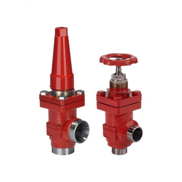Danfoss Shut-off valves 148B4617 STC 100 A ANG  SHUT-OFF VALVE HANDWHEEL #1 image