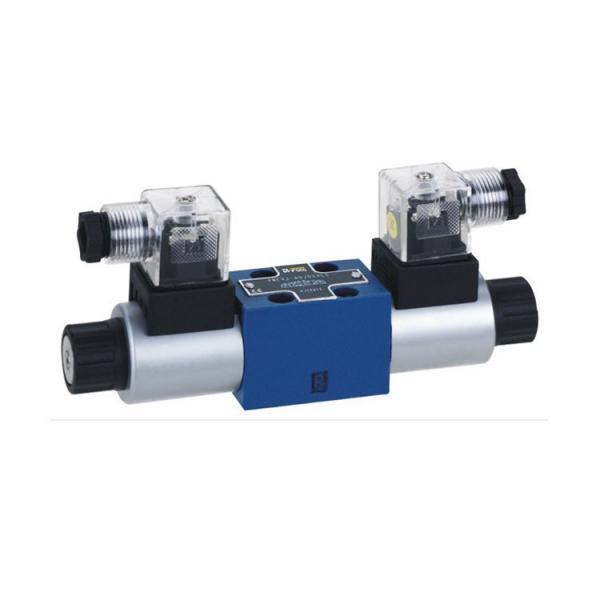 Rexroth 3WE6B6X/EG24N9K4 Solenoid directional valve #1 image