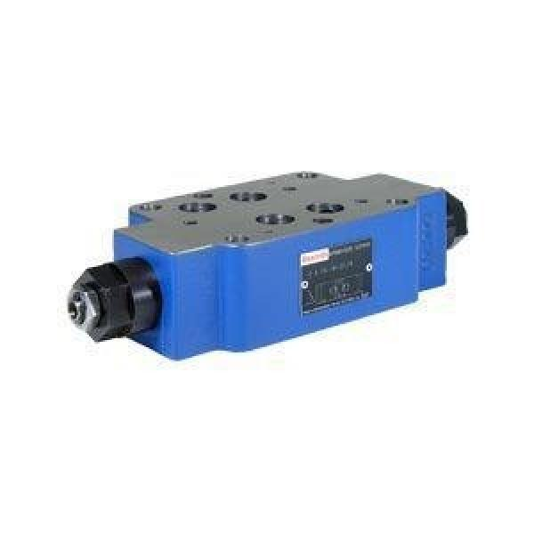 Rexroth HED4OA THROTTLE VALVE #1 image