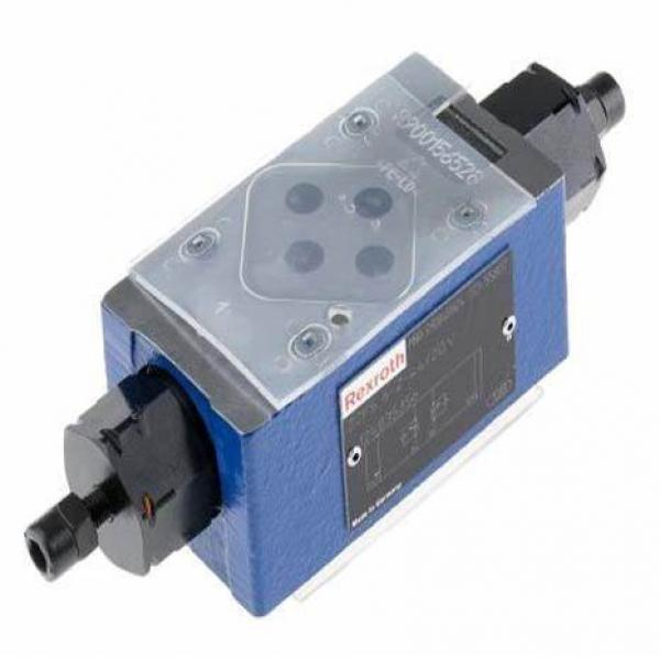 Rexroth HED4OA THROTTLE VALVE #2 image