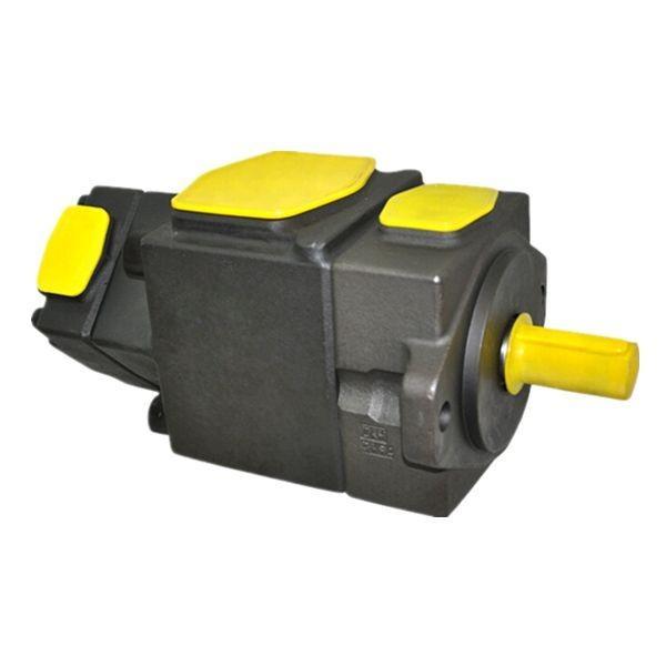 Yuken PV2R12-14-53-F-RAA-40 Double Vane pump #1 image